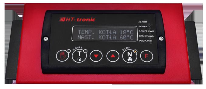 Контроллер автоматического котла Heiztechnik